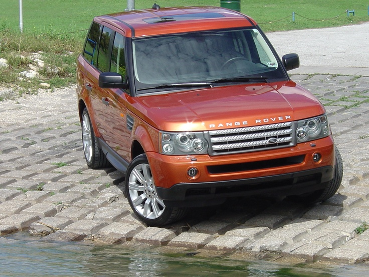 2006 Range Rover Sport Supercharged - FAVORITE ONE OF ALL TIME!!