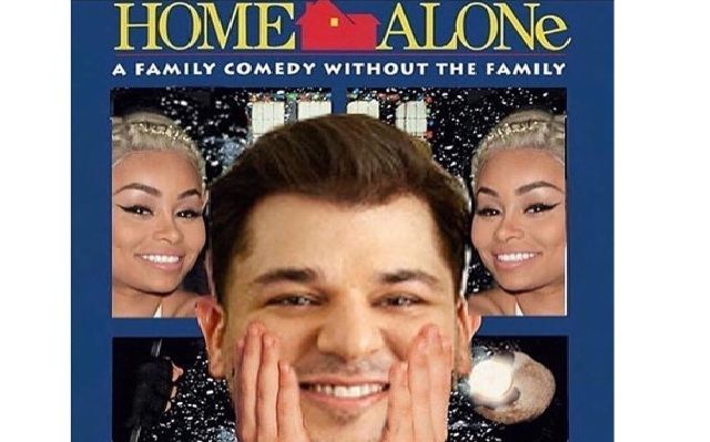 Rob Kardashian seems to be in good spirits and here's a proof (+Photos)