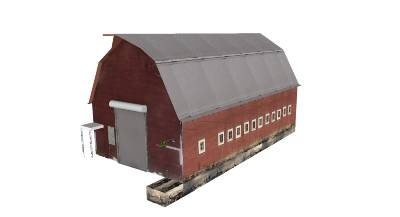 Funny Farm Barn - Eastern Washington State by Ron Hall - 3D Warehouse  http://sketchup.google.com/3dwarehouse/details?mid=d8861a4097f157c0c9732fc5b1c8a57b=0