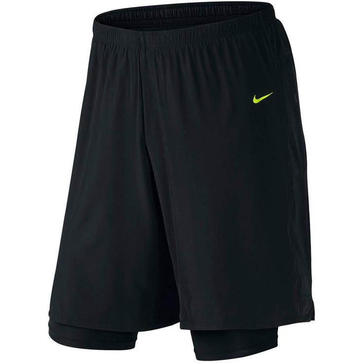 Short Tempo 2-en-1 de 23 cm de Nike (Hommes) > Mountain Equipment Co-op. Livraison gratuite disponible