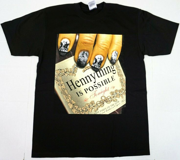 Hennything Is Possible Tonight Tank Top T-Shirt Henny Vest Mens New