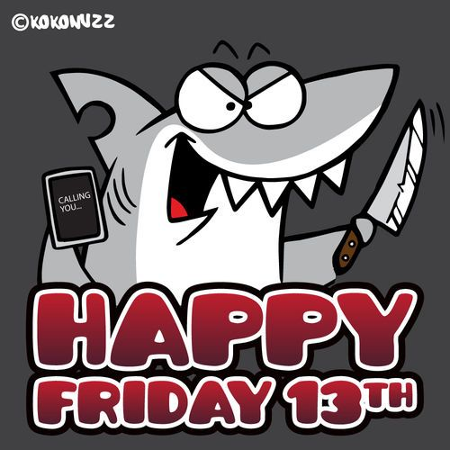 Happy Friday The 13th friday friday the 13th friday quotes friday pictures