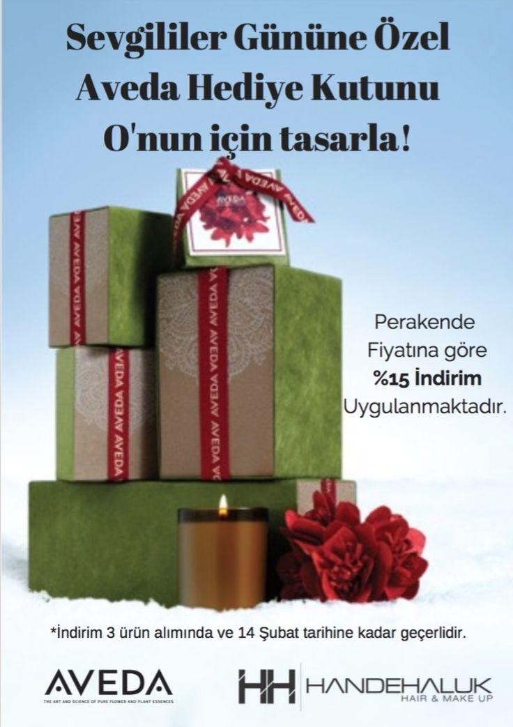 Sevgililer Gününe Özel Aveda Hediye Kutunu O'nun için tasarla!  #HandeHaluk #ulus #zorlu #zorluavm  #zorlucenter #Aveda #AvedaTurkiye #Avedagift #hediye #gift #14Şubat #Sevgililergünü #Sevgililergunu #inspiration