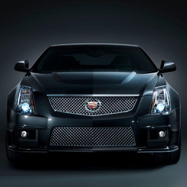 Cadillac CTS-V Black Diamond Edition