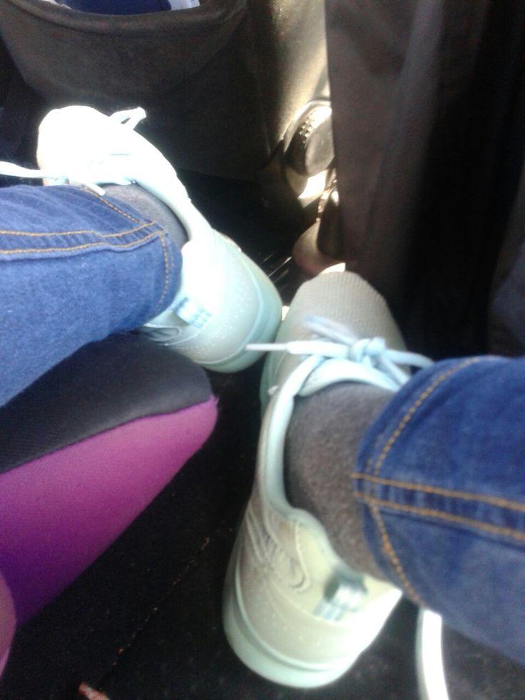 Zapato azules marinos  ;)