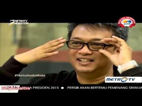 360 Metro TV 11 Oktober 2015: Mereka yang Melestarikan Warisan Budaya Lewat Sketsa Sudut Kota - YouTube
