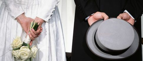 Matrimoni: italiani tardoni allaltare ci si sposa a 35 anni