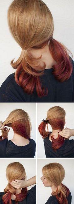 Una ✦✦colección de peinados faciles, sencillos✦✦ y rápidos para cuando no dispones de tiempo, estilos para todo tipo de pelo y con diferentes cortes.