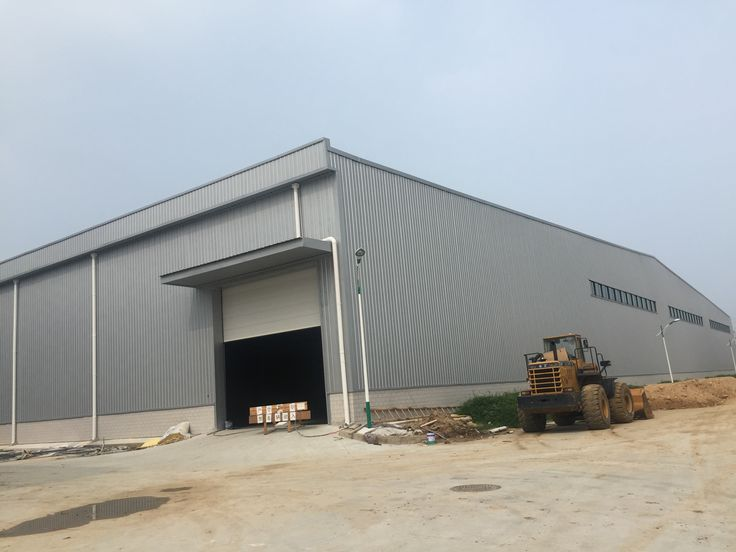 Prefab steel warehouse - Manufacturer of prefabricated Steel Structure Building Materials|China steel structure company