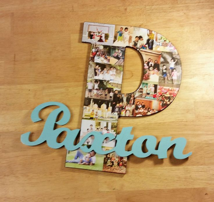 Photo Collage, Letter Photo Collage, Photo Collage Letter, Custom Photo Collage, Collage, Personal Photo Collage, Custom Photo Letters by LybelleCreations on Etsy