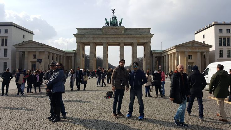 My best friend is the one who brings out the best in me.  .. Berlin Diaries <3 .. Eurotrip: Winter 2016 .. Geo Baway !! Muhammad Hassan Tufail  .. Credits: Abdul Aleem .. #Traveller #Berlin #Germany #Besty #Europe #EuroTrip #EuroTravel #TravelDiaries #Win