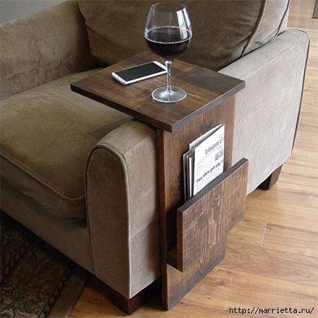 Мебель своими руками. Подставка для кресла (1) (450x450, 146Kb)