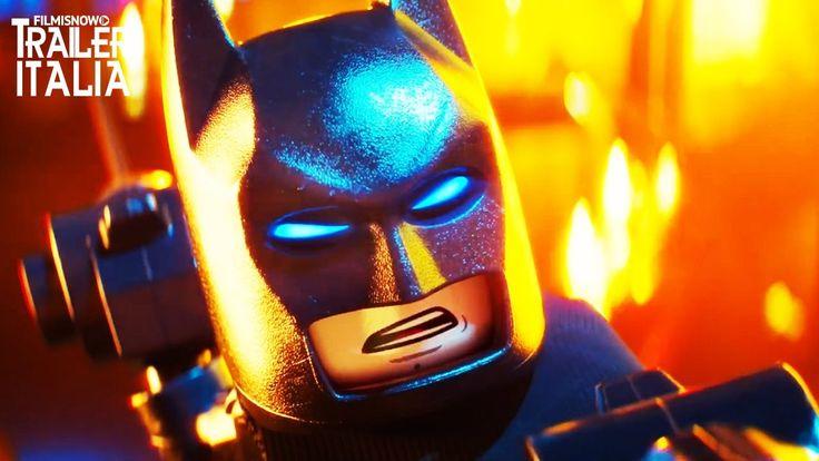 """Il divertentissimo Trailer Italiano del nuovo film dei famosi mattoncini colorati """"Lego Batman – Il Film"""" Grandi cambiamenti fervono a Gotham, e se Batman vuole salvare la città dalla scalata ostile del Joker, deve abbandonare il suo spirito di giustiziere solitario, e cercare la collaborazione degli altri e forse imparare a prendersi un po' meno ..."""