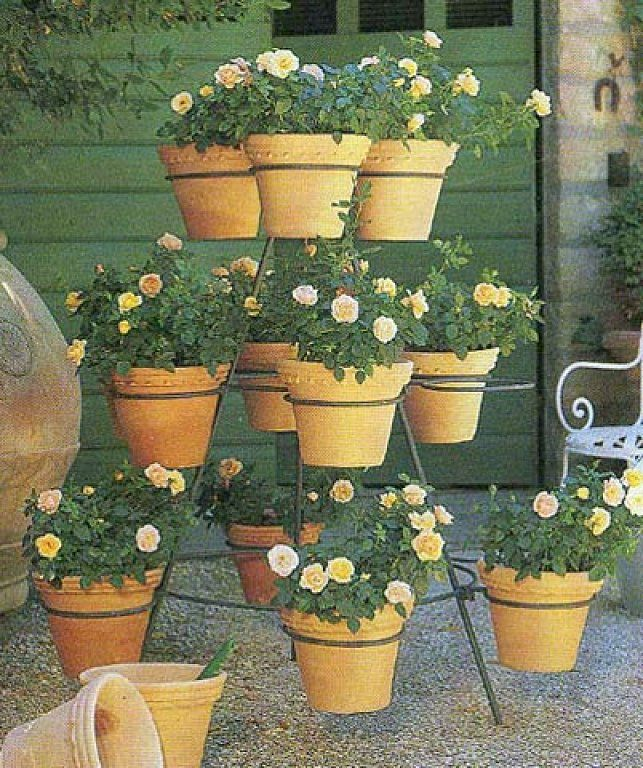 17 best images about ideas de inspiraci n on pinterest for Jardineras para exterior