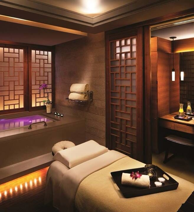 Shangri La Hotel Vancouver Offers Spa Suites With Fireplaces