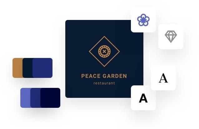 Free logo maker tool to generate custom design logos in
