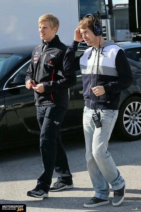 Jerez test 2013 2 day