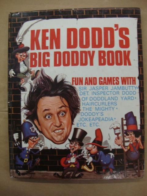 Ken Dodd's Big Doddy Book