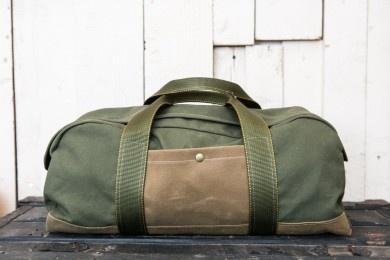 Edison MFG Co. Military Canvas Duffle Bag: Backpacks, Military Canvas, Canvas Duffle