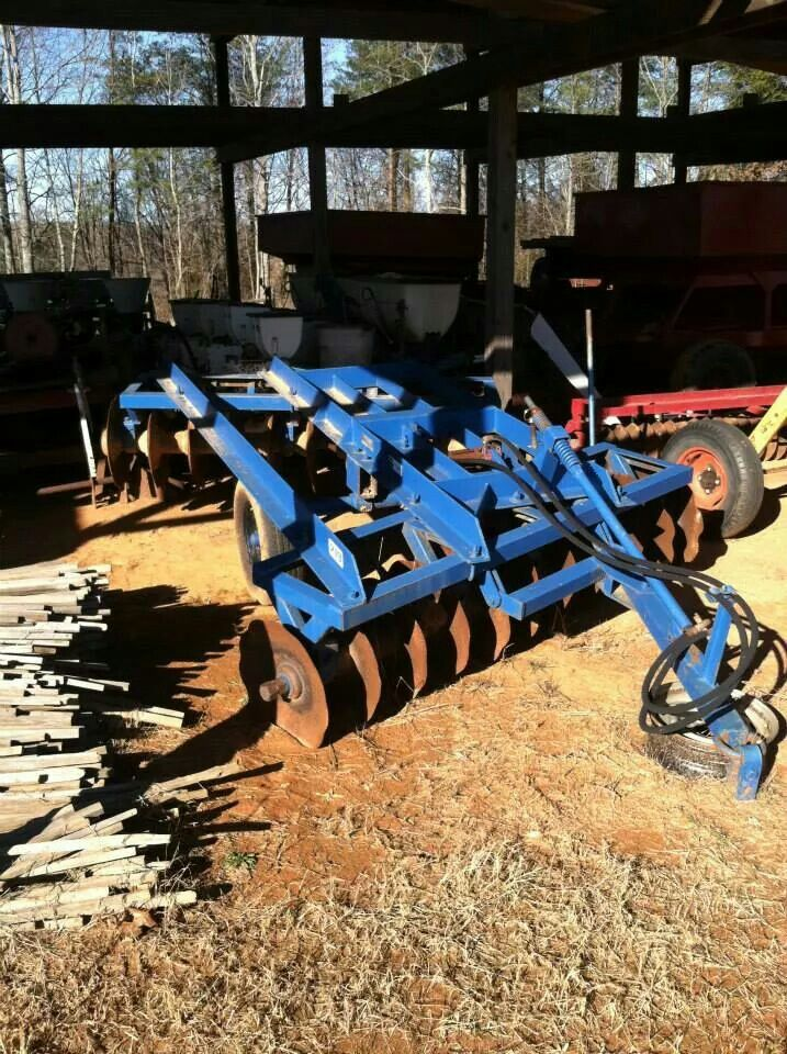 FORD 219 OFFSET DISC | Farm Implements and Parts | Ford ...