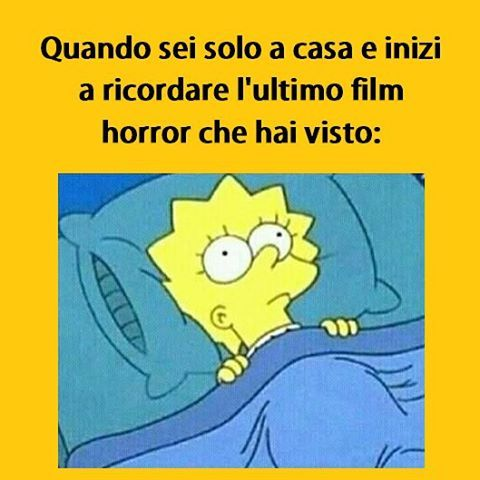 Momenti di panico. #tmlplanet #paura #horror #film #casa
