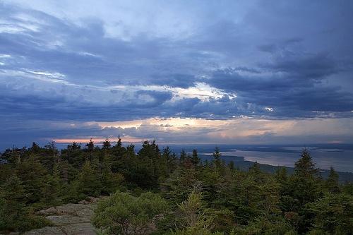 Cadillac Mountain in Acadia National ParkAcadia National Parks, Favorite Places, Cadillac Mountain, Arcadia National, Amazing Places, Heart Beats