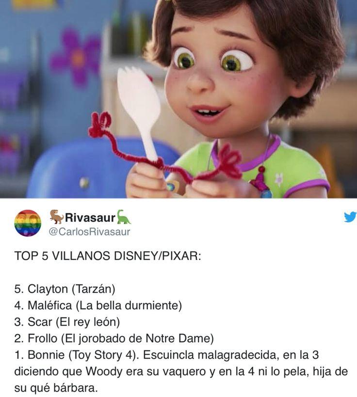 """Llegaron los mejores memes de """"Toy Story 4"""""""