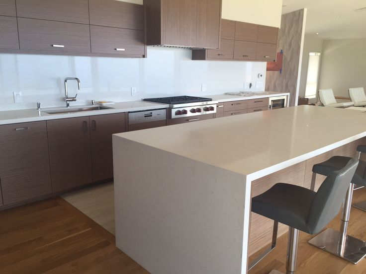 A Design Build Project By Barker Kappelle Construction Countertops By Hawaii  Kitchen U0026 Bath: Caesarstone