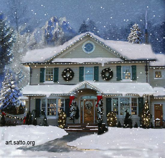 242 best gifs navidad images on Pinterest | Gifs, Christmas cards ...