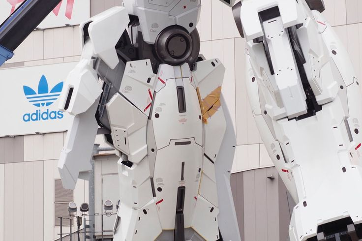 The Life-Sized Unicorn Gundam Statue: Work In Progress (Update 1st September 2017) No.9 NEW Images, credits http://www.gunjap.net/site/?p=325680