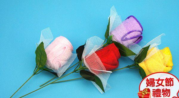 Toalla de regalos de la promoción de oferta docente no morirán jamás toalla del regalo rosa-