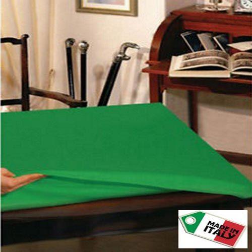 Tavola e accessori : Mollettone Rettangolare MAXI Copri tavolo 12 posti cm 140 x 220 con elastico salvatavolo