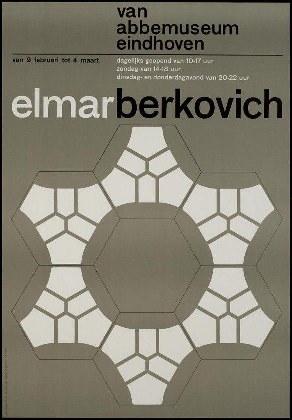 Elmar Berkovich — Wim Crouwel