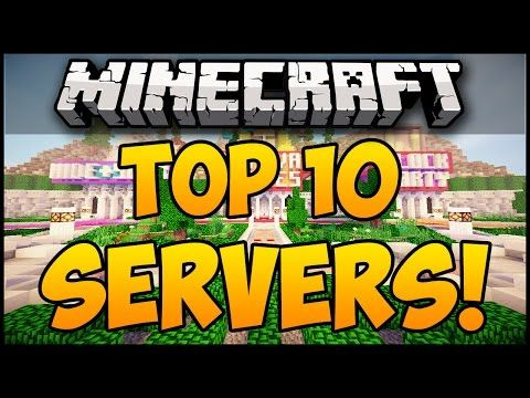 TOP 10 MINECRAFT SERVERS FOR 1.8! (Minecraft Servers 1.8) (Minecraft Multiplayer Server) - 2014 (HD) - http://dancedancenow.com/minecraft-lan-server/top-10-minecraft-servers-for-1-8-minecraft-servers-1-8-minecraft-multiplayer-server-2014-hd/
