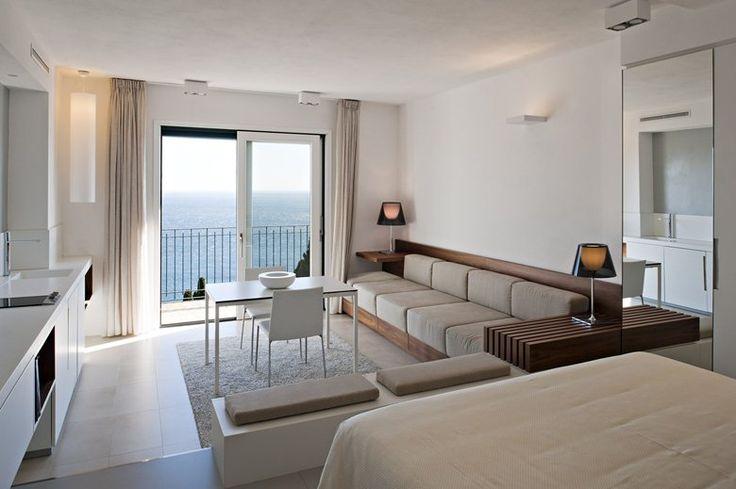 Hotel villa Belvedere Apartments, Taormina, 2012 - Beatrice Pierallini