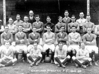 Charlton Athletic 1922