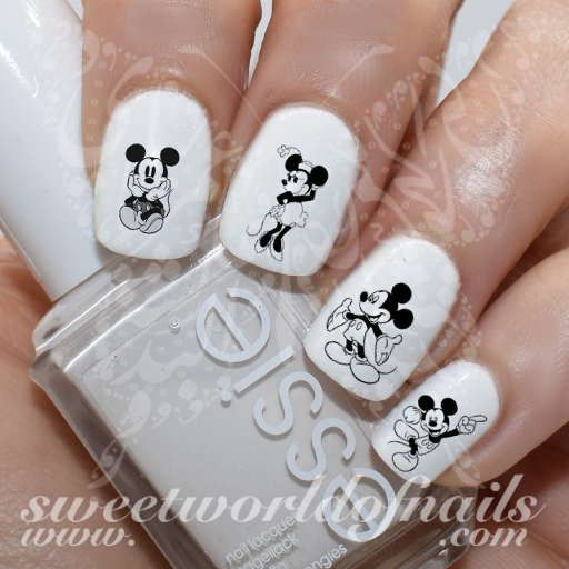 Famous Nail Art Designs Simple Small 1 Week Nail Polish Clean Nail Art For Round Nails Nail Art I Old What Is A Top Coat Nail Polish DarkEssie Nail Polish Nz 1000  Ideas About Minnie Mouse Nail Art On Pinterest | Disney ..
