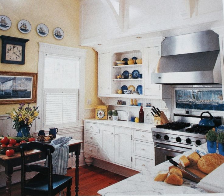 Le Roux Kitchen: 1000+ Images About BLUE & WHITE KITCHENS On Pinterest
