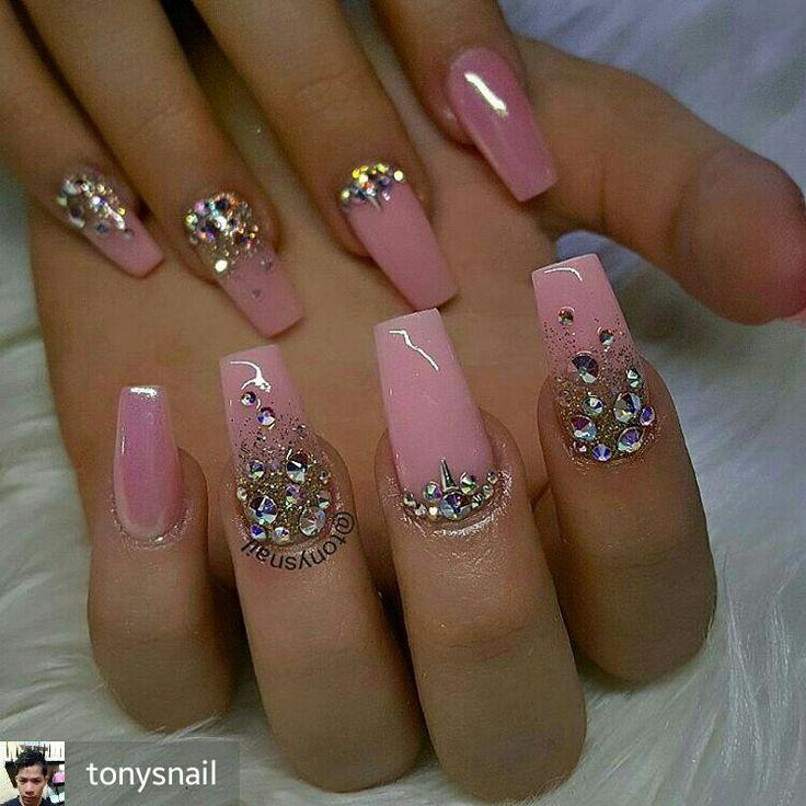 1404 best Manicures images on Pinterest | Gel nails, Nail art ...