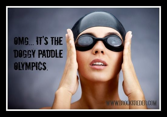 Swimming lessons: You can lead a runner to water, but can you really teach her to swim?