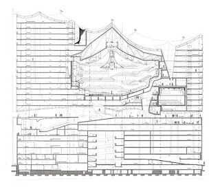 ARCH1390 Benjamin Knowles: Architecture Study One: Elbe Philharmonic Hall Hamburg, Herzog and de Meuron