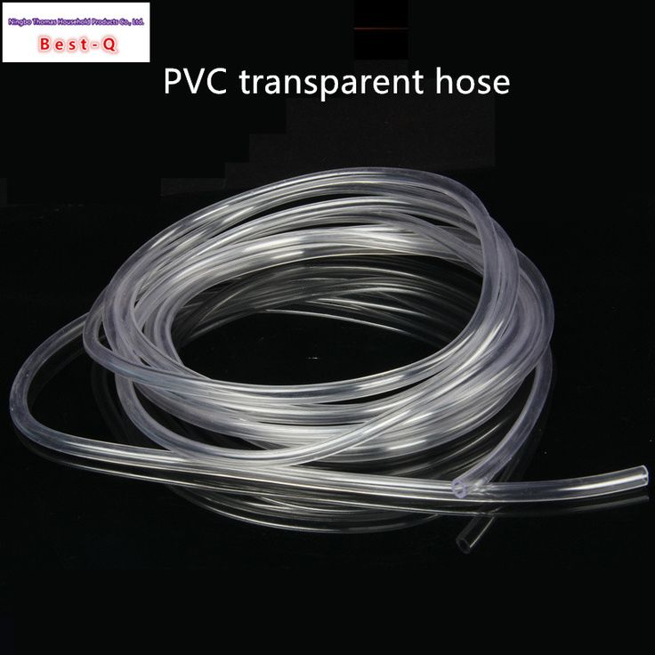 Free shippingTransparent plastic tubing 6mm-25mm antifreeze special offer PVC transparent hose Dichotomanthes tube