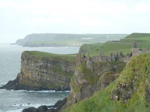 Dunluce castle, Game of Thrones, Irlande du Nord