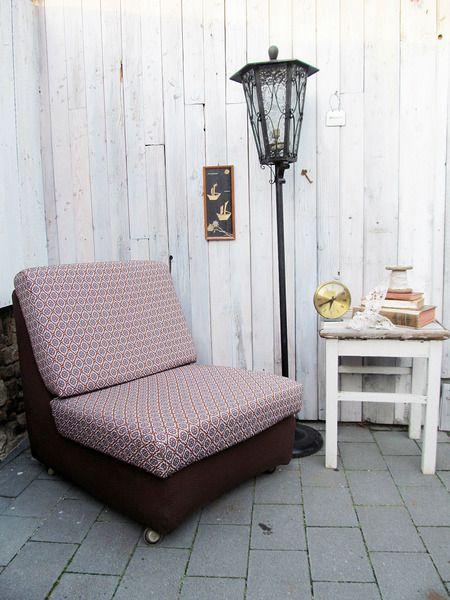 Lounge Sessel aus den 60er 70er Jahren  von Gerne Wieder.GbR auf DaWanda.com #vintage #simplelife #70er