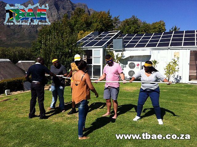 Cape Town Team Building
