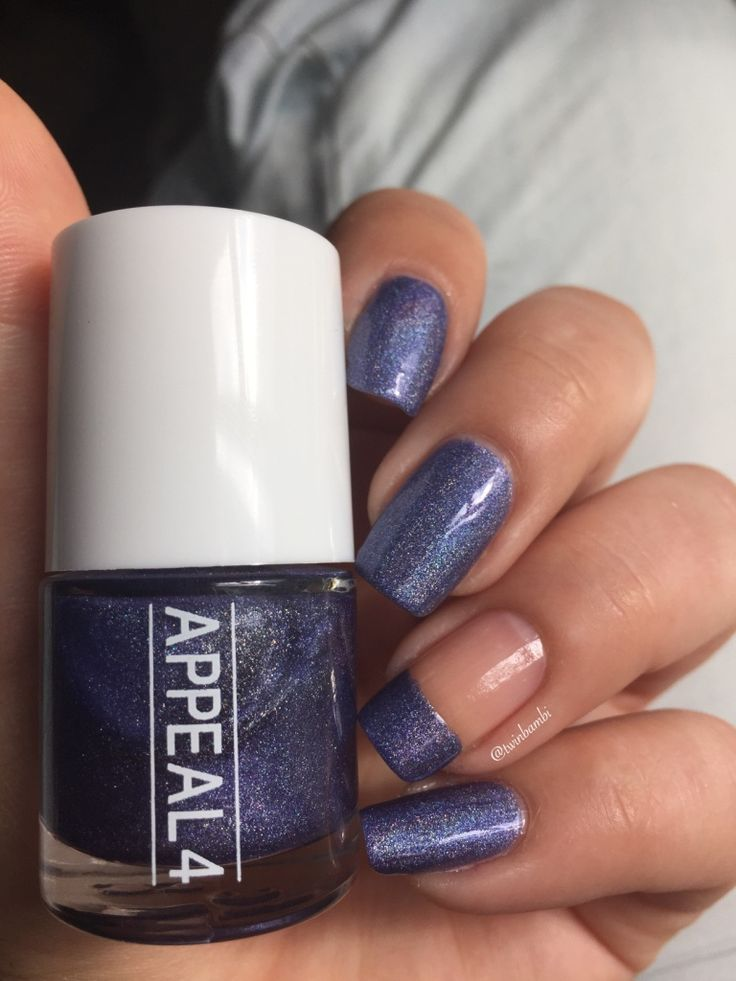 @appeal4 Flame Opal Shattered holo.  Bought from @luxbeauty0253