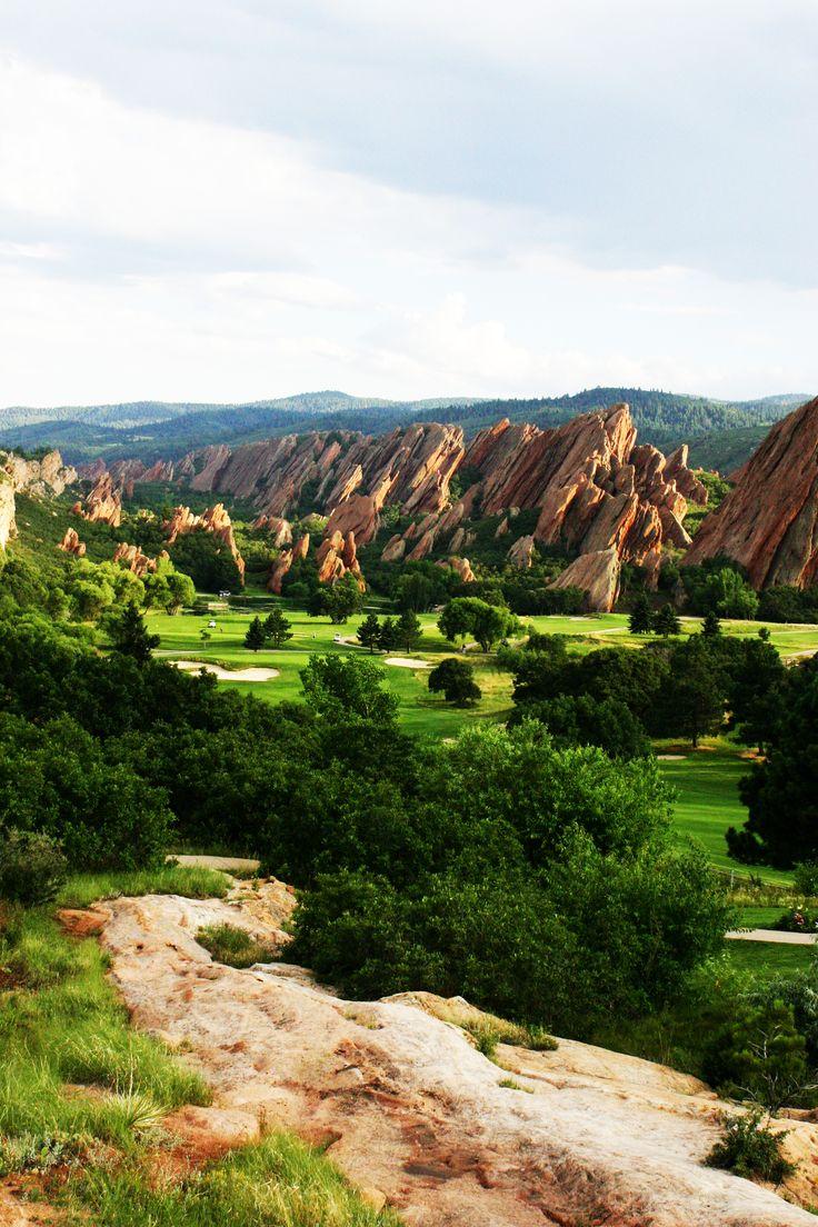 Arrowhead Golf Course, Roxborough Park, Colorado