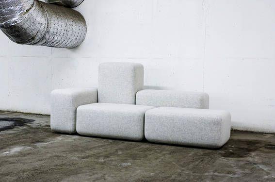 Sofa Hay von Peter Skogstad