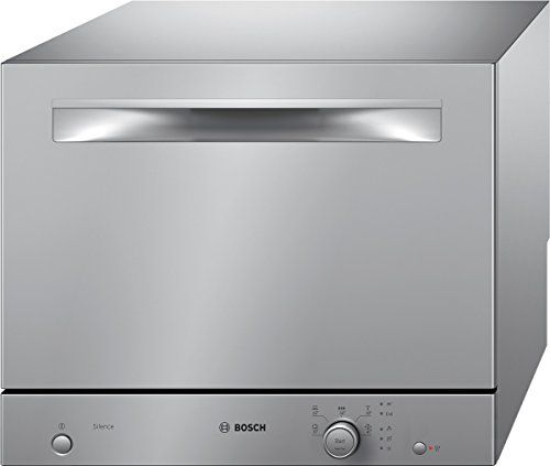 Bosch Serie 2 Table Top Dishwasher - Freestanding - SKS51E28EU - Silver--493.8 Check more at https://www.ukappliancesdirect.com/product/bosch-serie-2-table-top-dishwasher-freestanding-sks51e28eu-silver/
