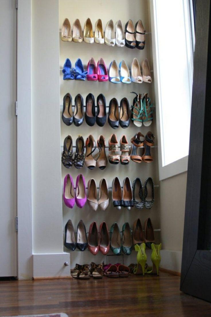 Schuhregal selber bauen weinkisten  Die besten 25+ Schuhschrank selber bauen Ideen auf Pinterest ...